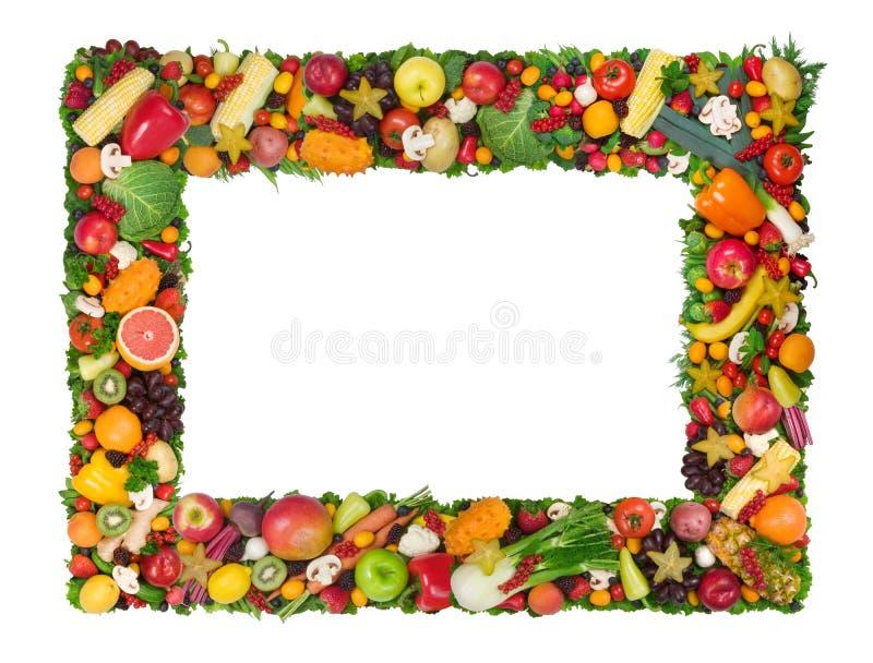 Obst- und Gemüse Feld lizenzfreies stockfoto
