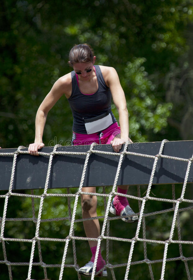 Obstacle Course Stock Photos