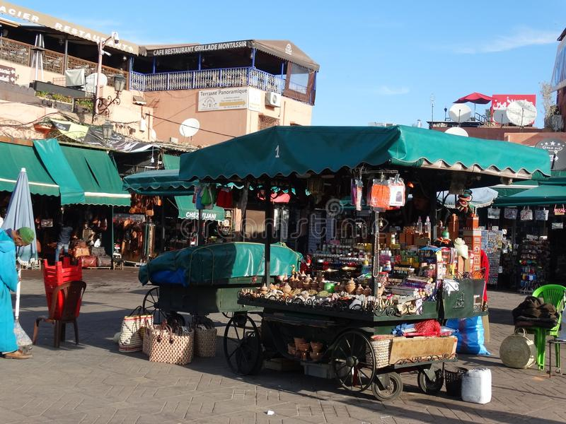 2008 obszarów Barcelona barri może gottic sceny Hiszpanii street marrakesh Maroko obraz stock