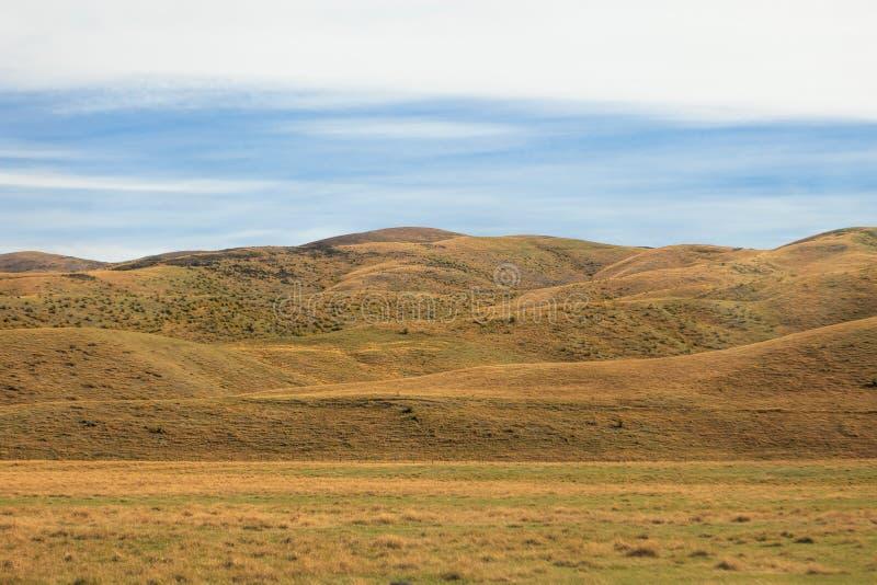 Obszarów trawiastych wzgórza obrazy stock
