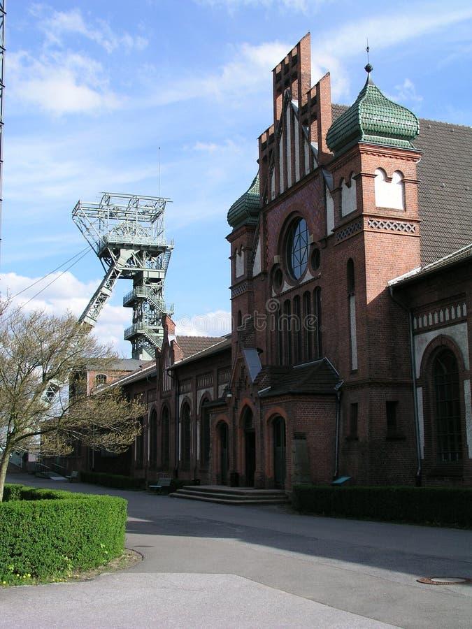 obszar Ruhr zdjęcie royalty free