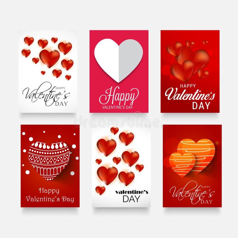 Download Obszyty Dzień Serc Ilustraci S Dwa Valentine Wektor Ilustracji - Ilustracja złożonej z grafika, klasyk: 65225191