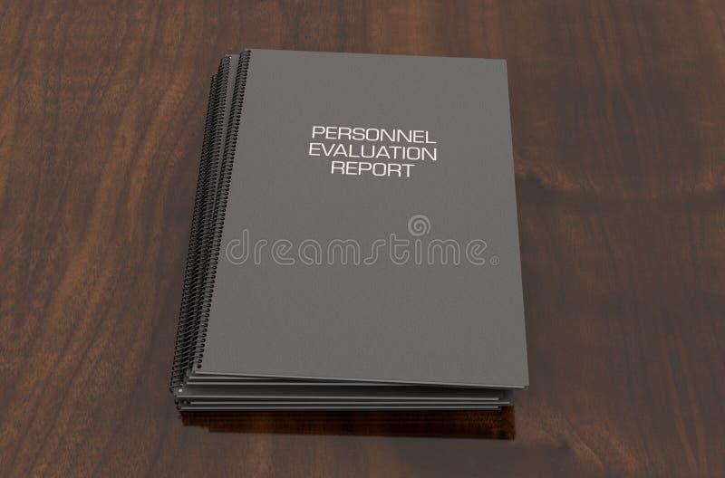 Obszyty Kadrowy Szacunkowy broszura stos zdjęcie stock