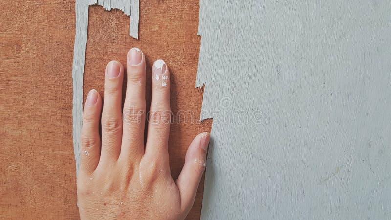 Obtenez vos mains occupées photo libre de droits