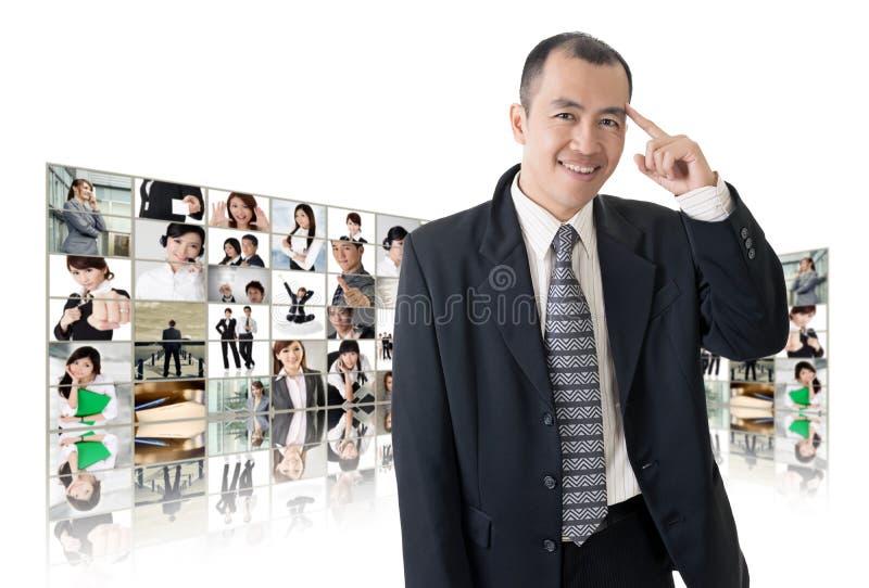 Obteve uma ideia fotografia de stock royalty free