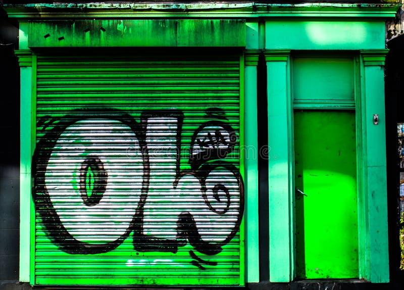 Obturateur vert images libres de droits