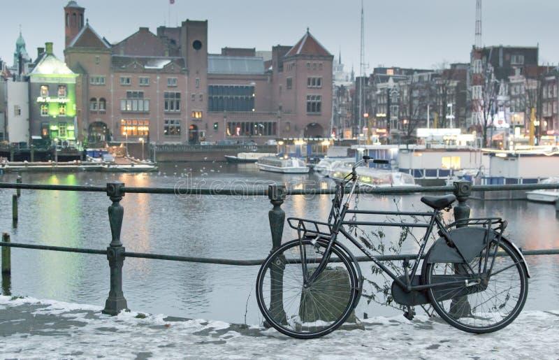 Obudzić w Amsterdam zdjęcie stock