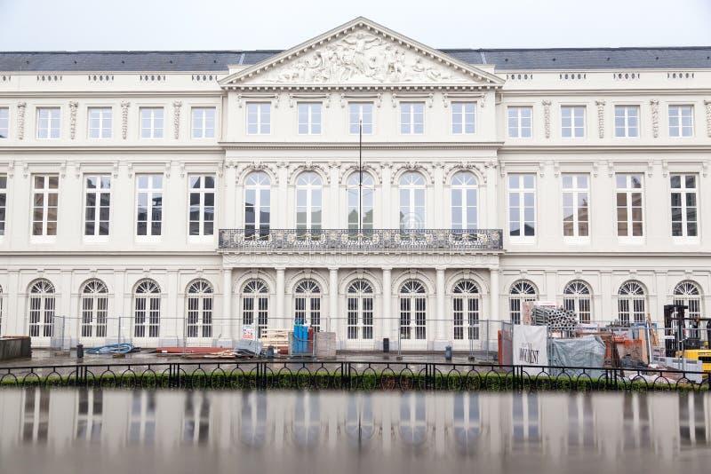 Obywatel Archiwizuje Brukselski Belgia zdjęcia royalty free