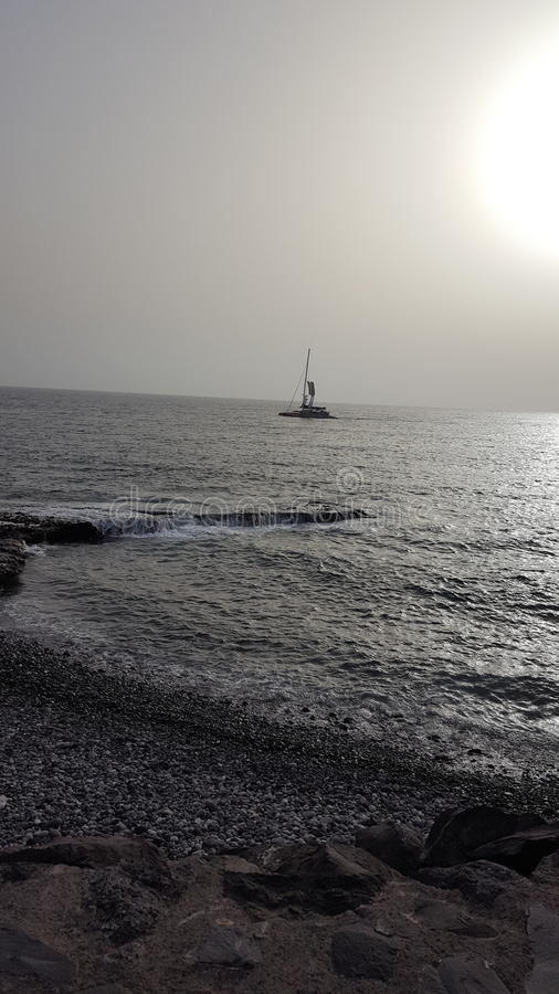 Océan photographie stock