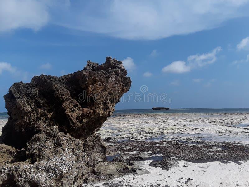 Océan de plage photographie stock
