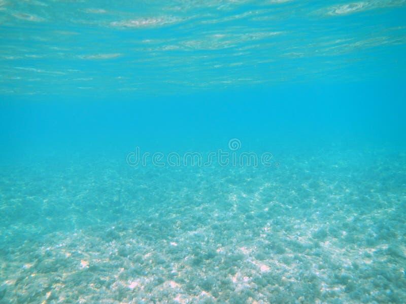 Océan profond photographie stock