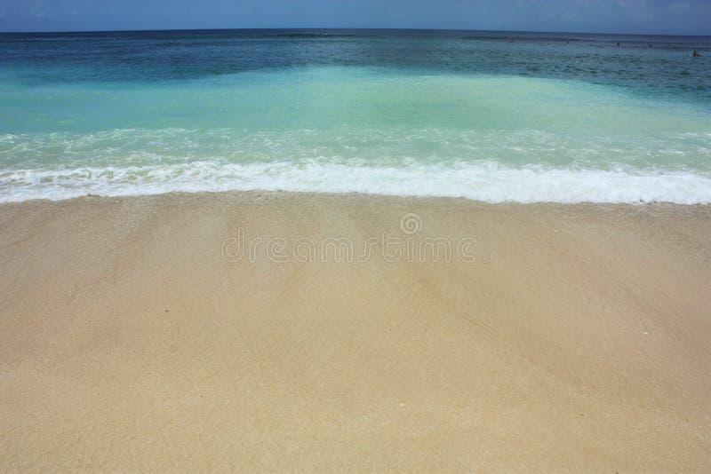 Océan tropical photos stock