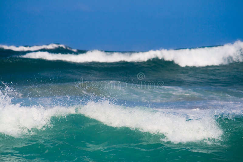 Océano imagen de archivo