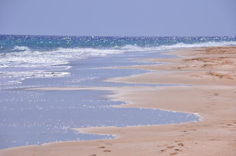 océano de la playa y del brillo fotos de archivo libres de regalías