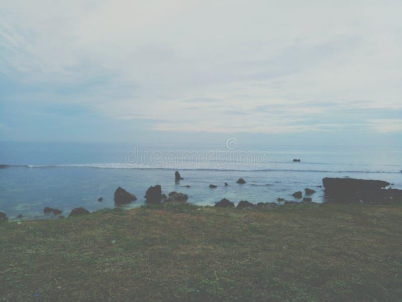 Océano Donde pertenezco imagenes de archivo