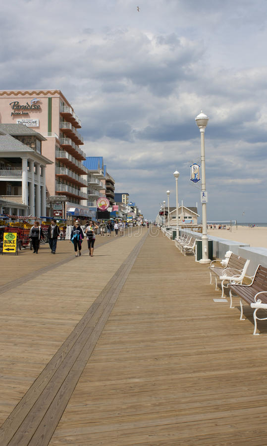 Ocean City MD 27 stock photography