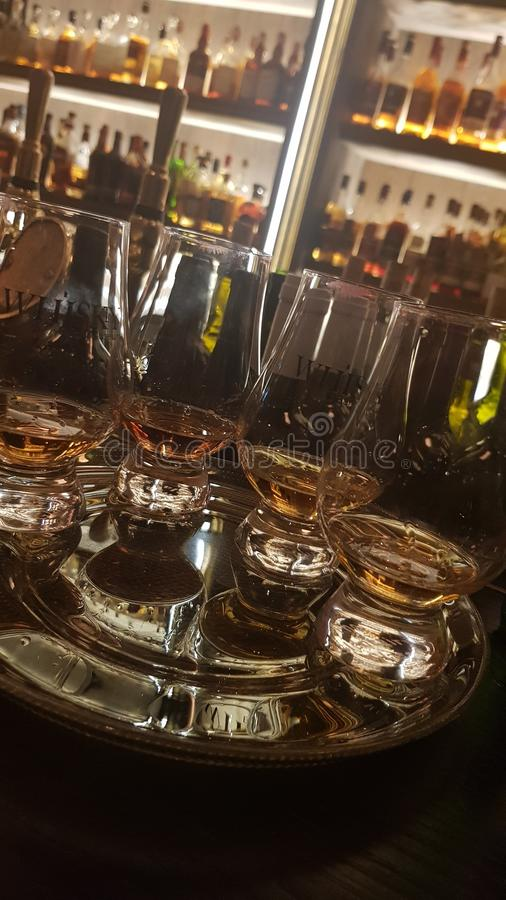 Occasion de whiskey images stock