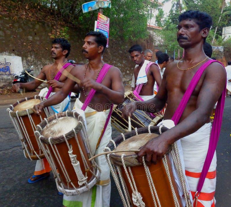 Download Occation De Festival De Temple De Melam De Chenda @ Image stock éditorial - Image du festival, exclusif: 77157204
