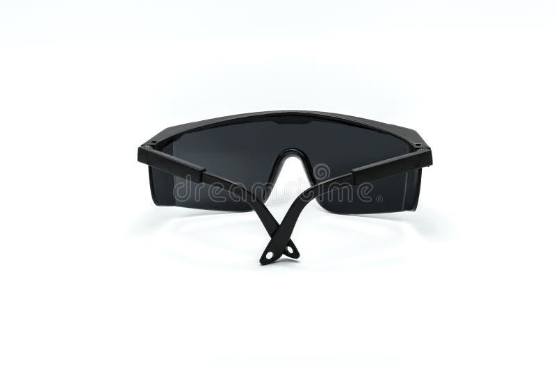 Occhiali di protezione fotografie stock libere da diritti