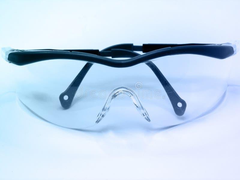 Occhiali di protezione di sicurezza immagine stock