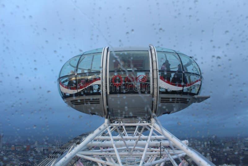 Occhio 8 di Londra fotografie stock libere da diritti