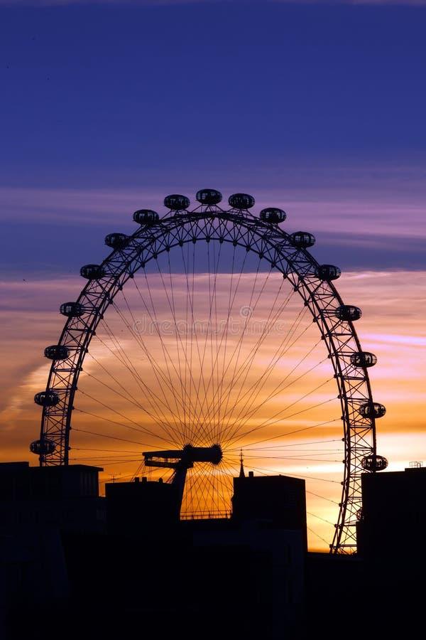 Occhio di Londra a Londra fotografie stock libere da diritti