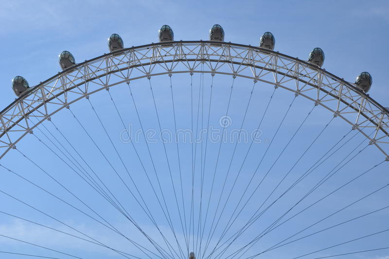 Occhio di Londra a Londra, Inghilterra immagine stock libera da diritti