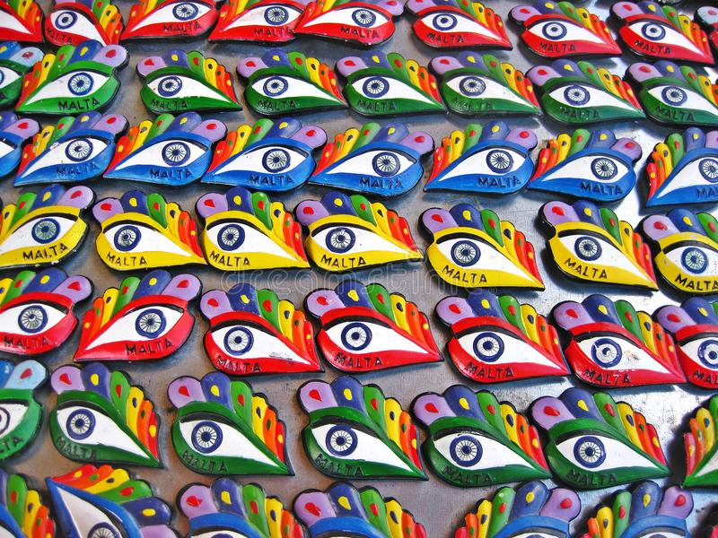 Occhio di Osiris immagine stock libera da diritti