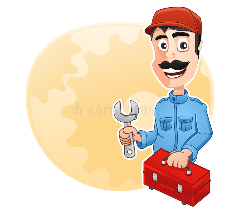 Download Occupation : Technician Royalty Free Stock Image - Image: 24797206