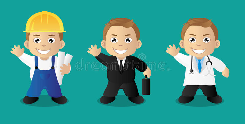 Occupations stock images