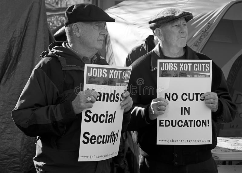 Download Occupy Boston Editorial Photography - Image: 22120592