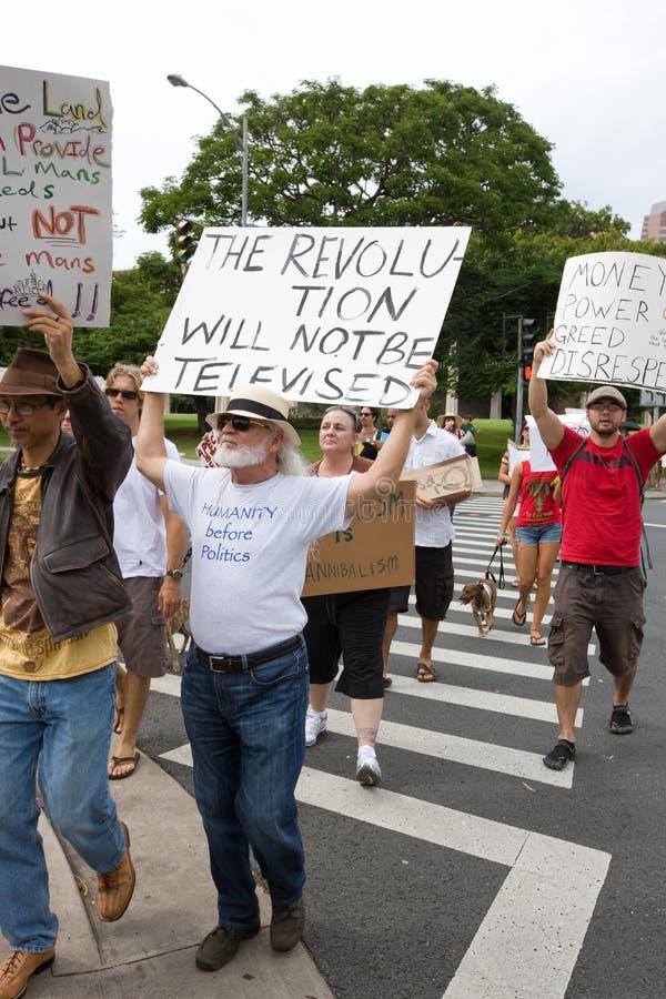 Occupy Honolulu/anti-APEC Protest-37