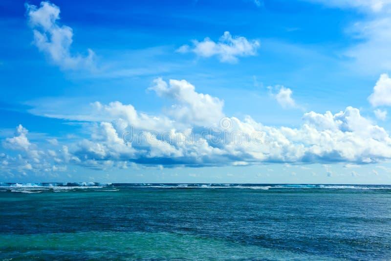 Oceaan. royalty-vrije stock fotografie