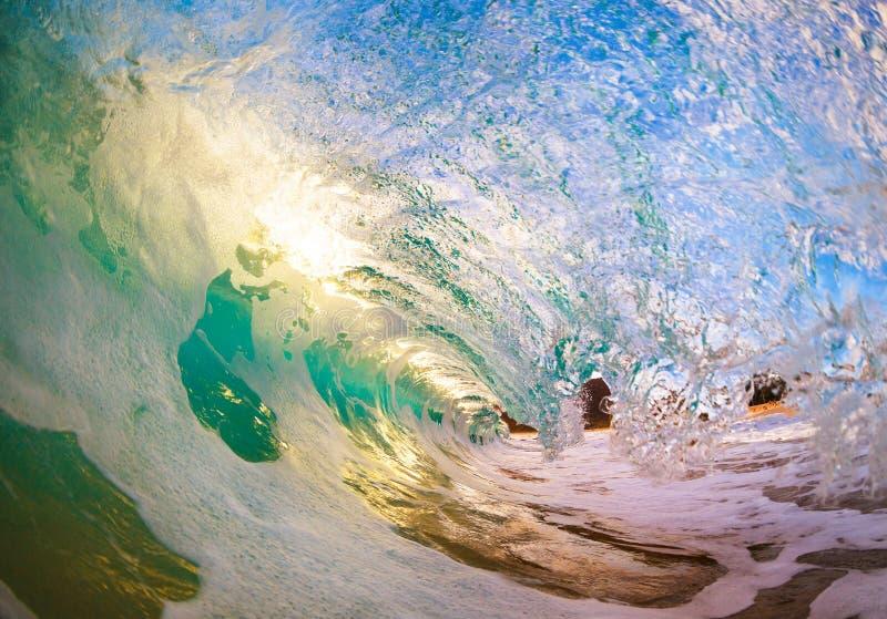 Oceaan Golf royalty-vrije stock foto's