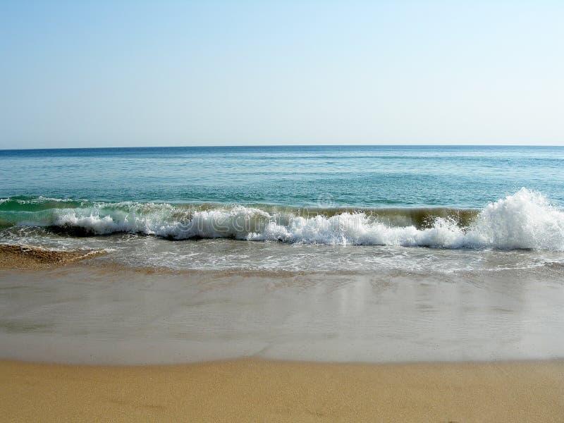 Oceaan Golf royalty-vrije stock foto
