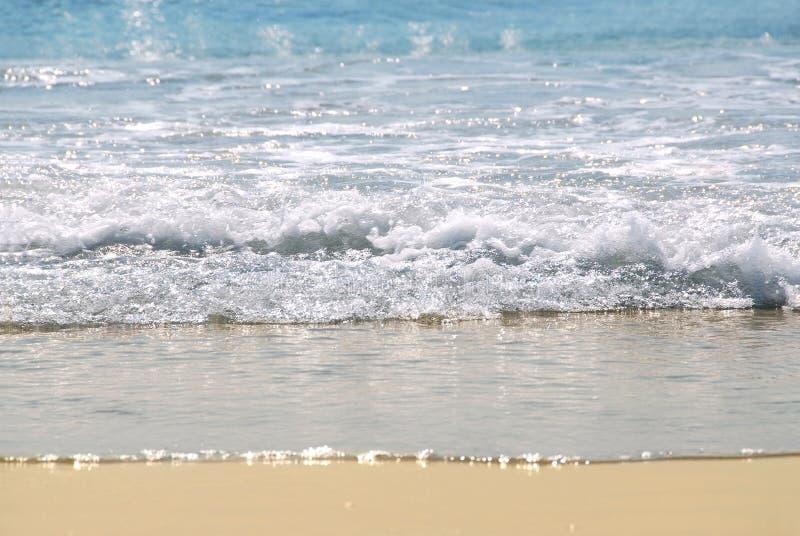Oceaan kust stock fotografie