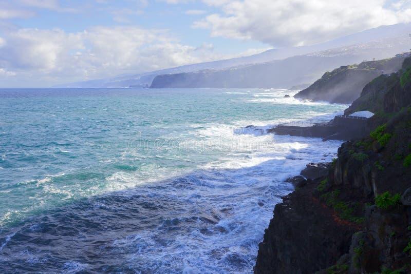 Download Oceaan kust stock afbeelding. Afbeelding bestaande uit helling - 29508243