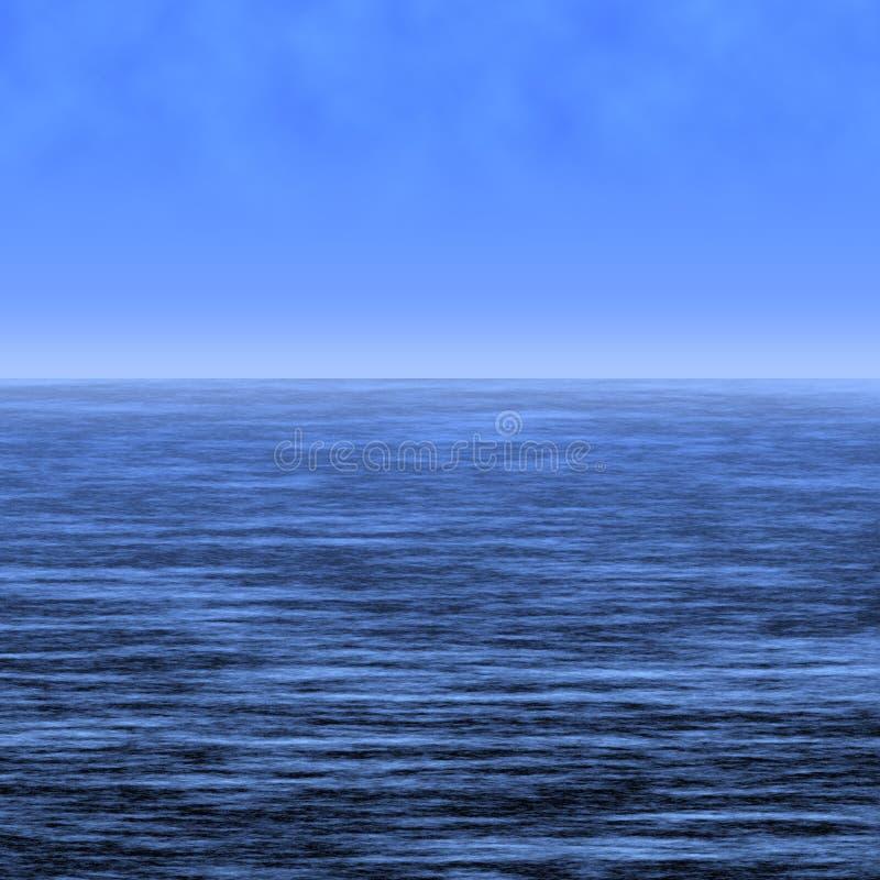 Oceaan Mening royalty-vrije stock afbeeldingen