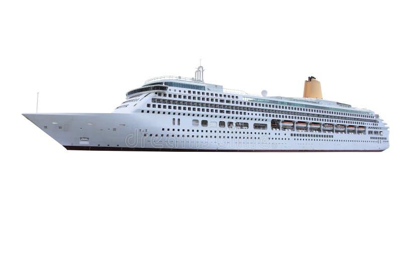 Oceaan schip royalty-vrije stock foto's