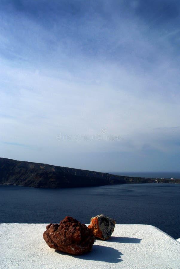 Oceaan toneel stock foto's