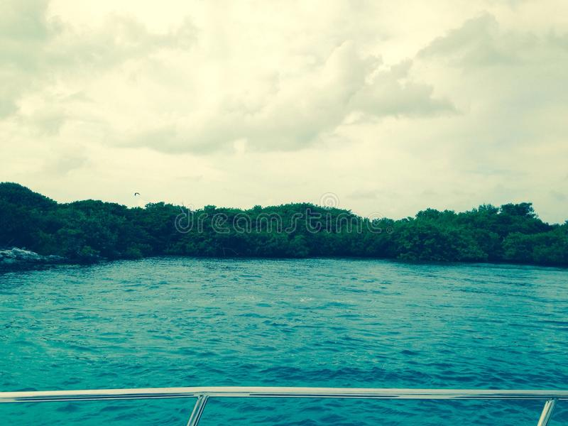 Oceaan & water royalty-vrije stock foto