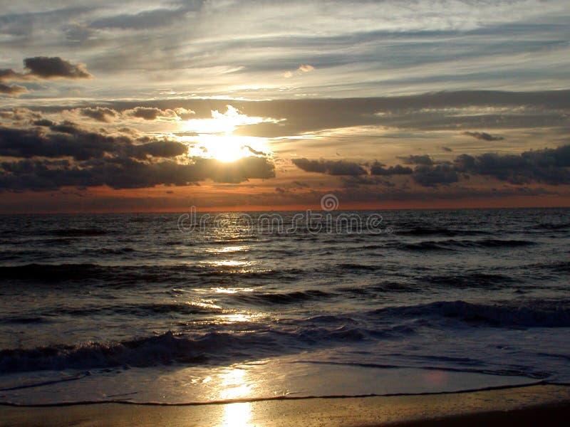Oceaan Zonsopgang 6 stock foto's