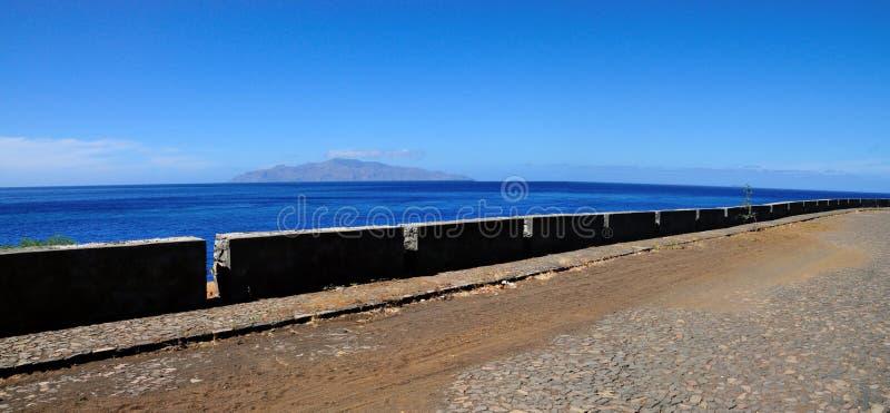 Oceaanaandrijving stock afbeelding