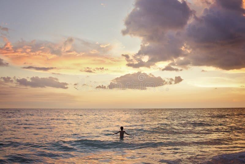 Oceaanliefde, Seista-Sleutel, FL stock afbeelding