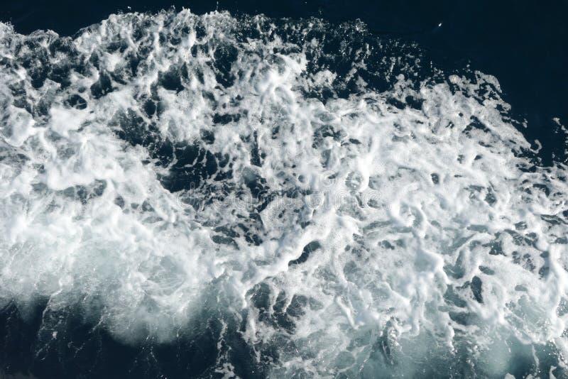 Oceaanwater royalty-vrije stock foto's