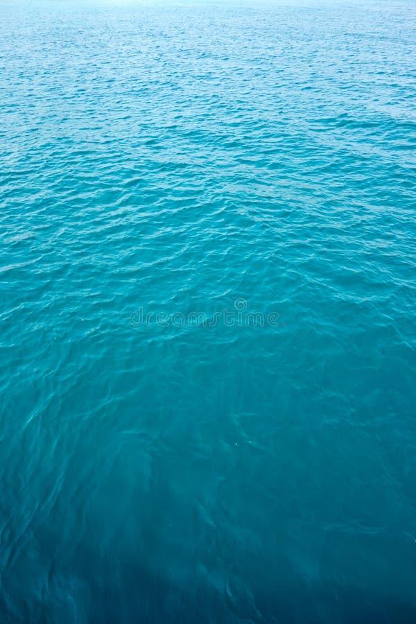 Oceaanwater royalty-vrije stock fotografie