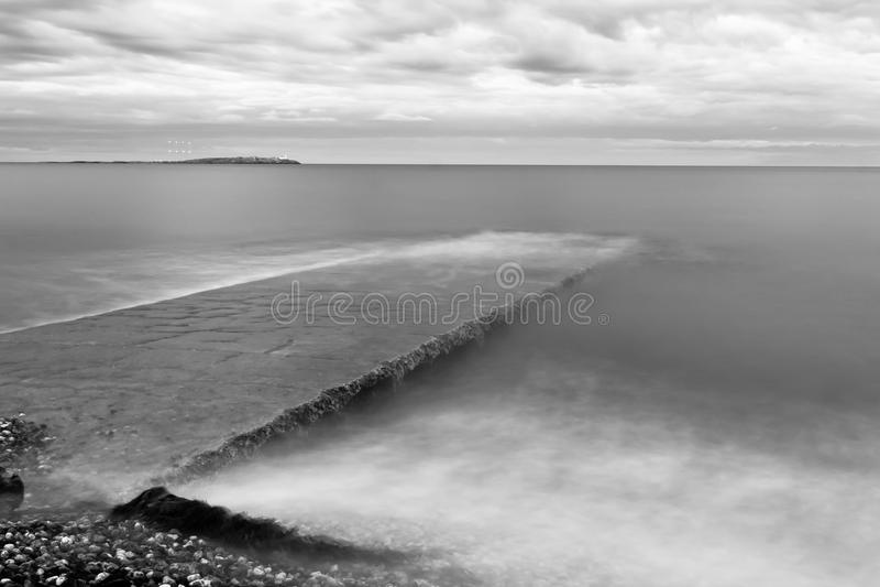 Download Ocean stock image. Image of cloudy, motion, water, horizon - 14959503