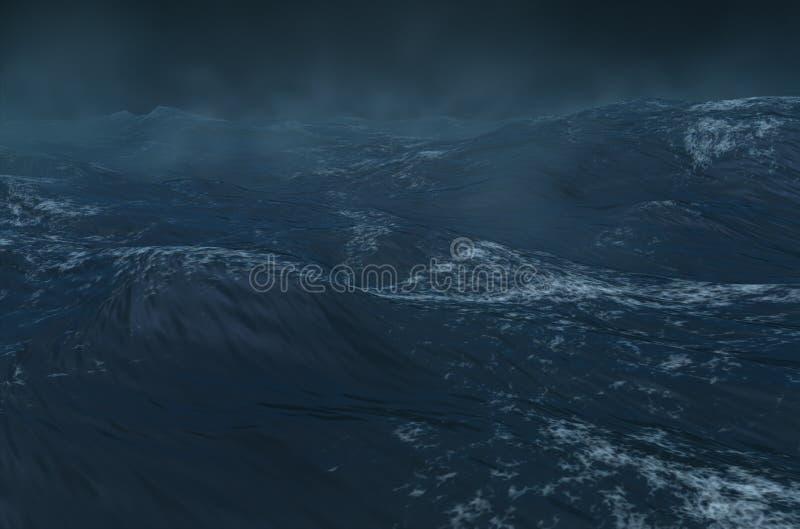 Download Ocean stock photo. Image of foam, power, ocean, splash - 7568234