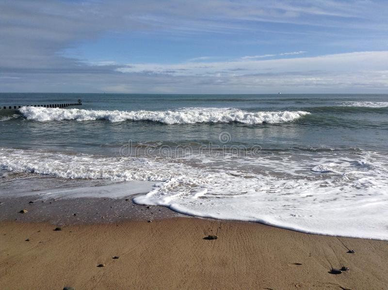 Ocean 2 fotografia stock
