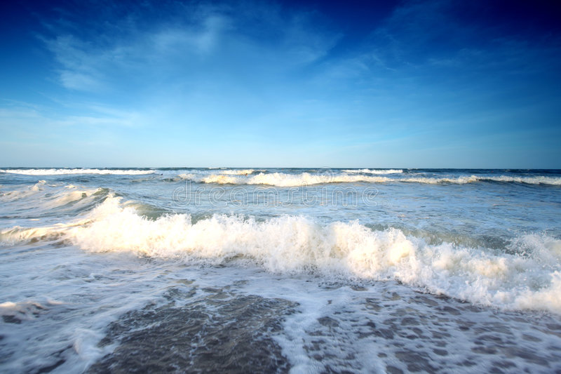 ocean zdjęcia royalty free